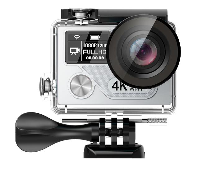 new gadgets 2017 electronics xdv 360 action camera action camera wifi 4k wifi action camera 16mp