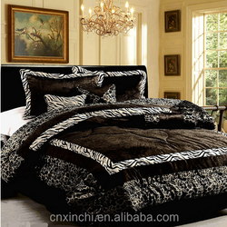 100% Polyester Comforter Bed Sets Queen Cheap Bedding Sheets