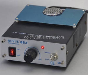 Nieuwe Aoyue 853 Compact Preheater Hot Air Preheating reparatie Station 220 V