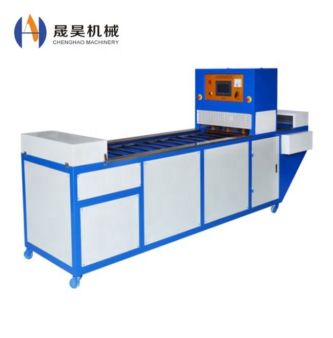 12-14 Stations semi-auto Hot press plastic clamshell packaging machine