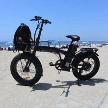 2021 Cheap New Model Electric Bicycle 20 Inch Bikes 500W 48V Snow Folding Bicycles For Men