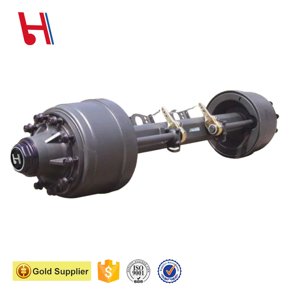 Standard Size Heavy duty axle for agricultural trailer