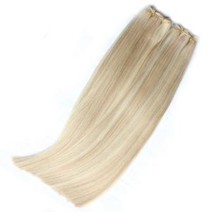 New Arrival Thick Bottom Double Drawn Balayage Remy Hair