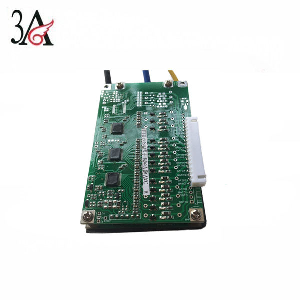 20s 60v 120A BMS PCM for lifepo4 battery packs peak current normal 150% ebike battery bms Circuit protection board