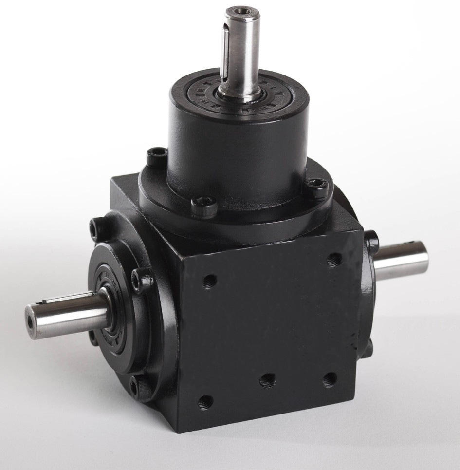 Engine Transmission 1:1 High Torque Small Bevel Gear Boxs