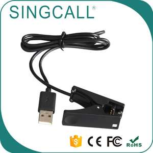 SINGCALL 433.92 Mhz pager restaurant table call system vibrating pagers with CE
