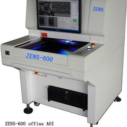 ZENS 600 AOI offline inspection machine circuit board testing machine for pcb motherboard recognize
