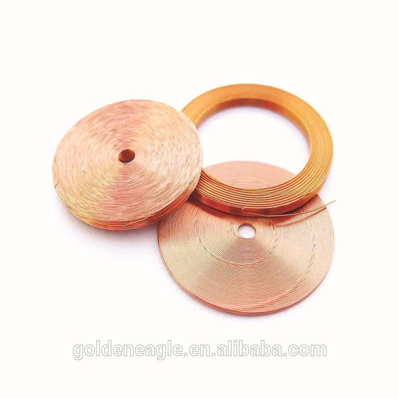 Cobre cable solenoide bobina inductora