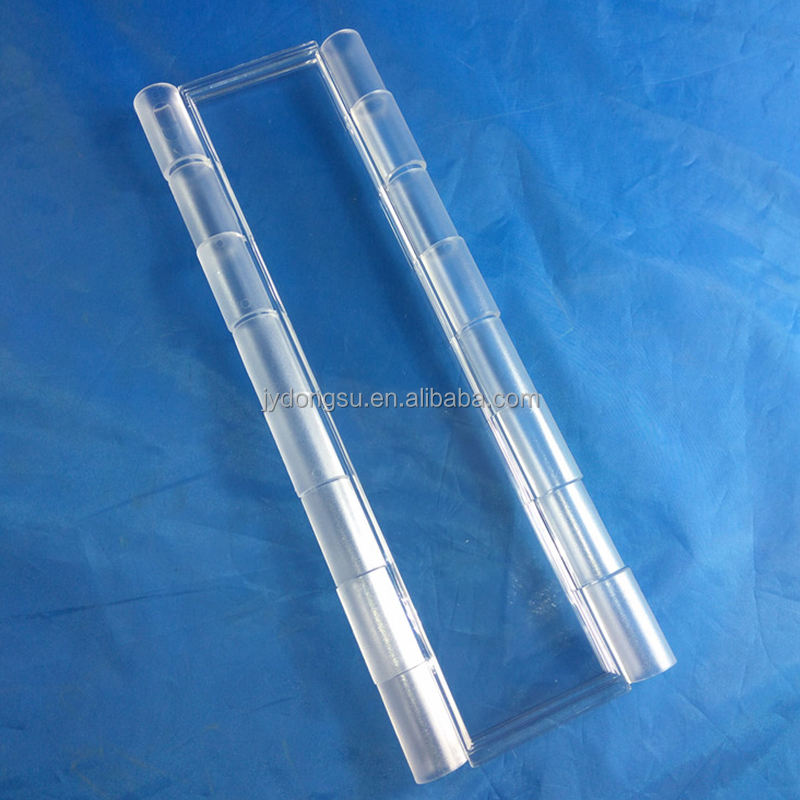 Rolling Commerical Polycarbonate Roller Shutter Door
