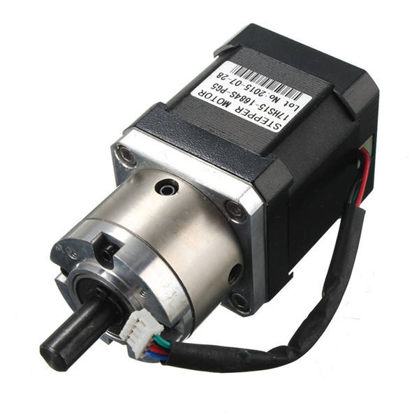 NEMA 17 10:1 gearbox stepper motor, geared stepper motor