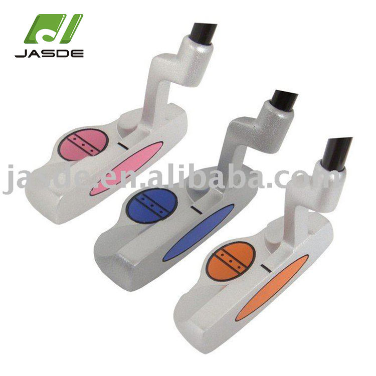 OEM junior pour enfants en alliage de zinc tête de club de golf putter