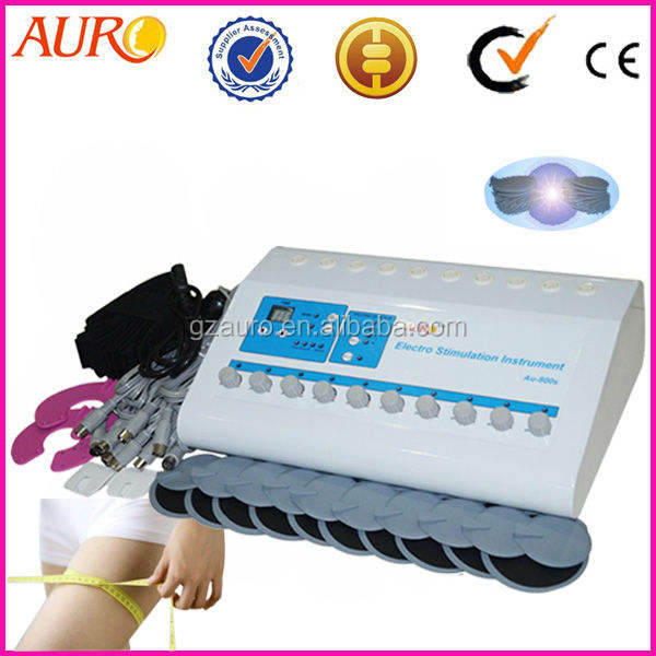 Au-800S Popular ems weight loss massage instrument