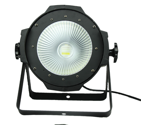 2014 100W COB RGB full color led par (wide angle) light