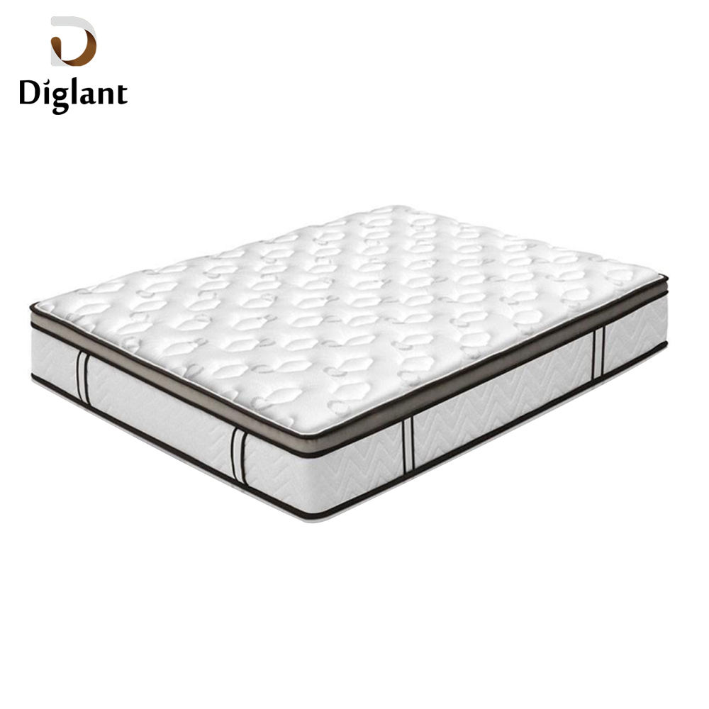 Diglant ke-772 Compressed royal comfort beauty memory foam mattress in a box