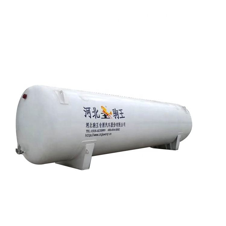 Widely Used 20ton Iso Lpg Lng Gas Storage Tank For Sale