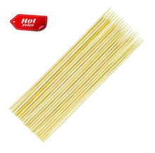 5mm* 36inch Bamboo Skewer 90cm Long Bamboo Marshmallow Roasting Sticks