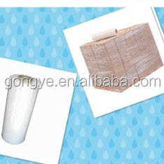 Hot sale LLDPE material stretch film type max stretch film suppliers