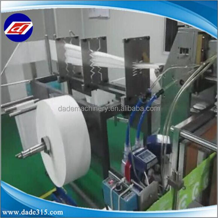 Wet Wipes/ Tissue Packing Machine form for Restaurant
