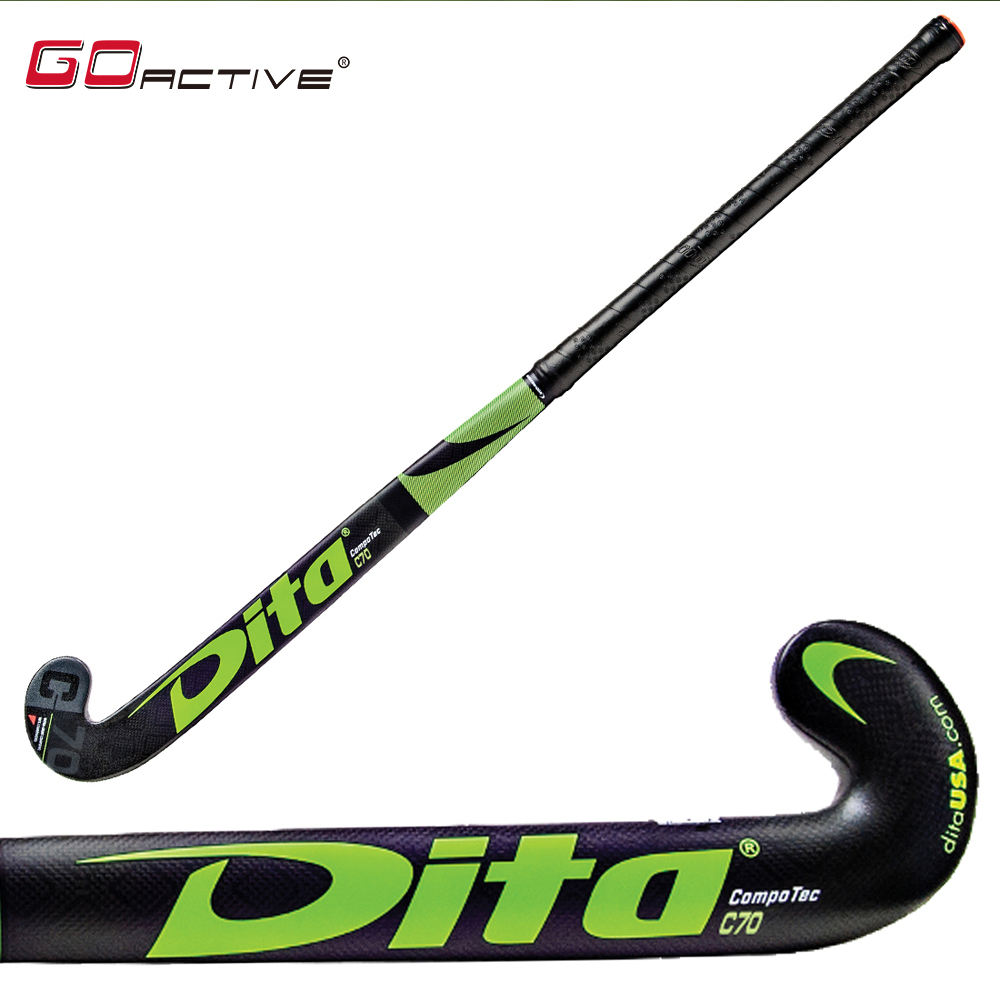Goactive 5%/17%/50%/100% Komposit Serat Field Hockey Stick