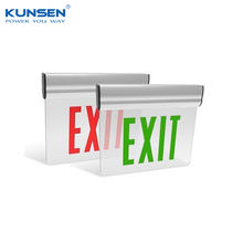 Wholesale IP30 Standard exit sign
