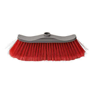 Wholesalers Widely Used Professional Plastic Hard Indoor Cleaning Broom Of Rough Streets