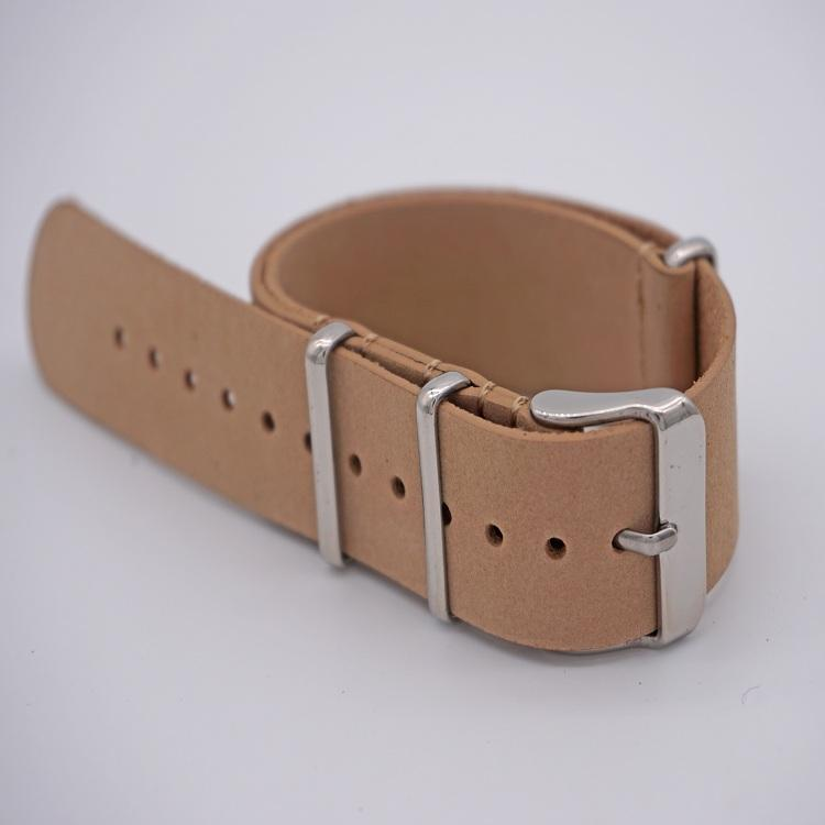 Hot Sale leather watch strap for Nato Watch strap