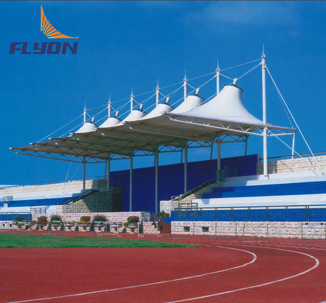 ETFE stadium tent membrane structure tent architecture structure frame tent