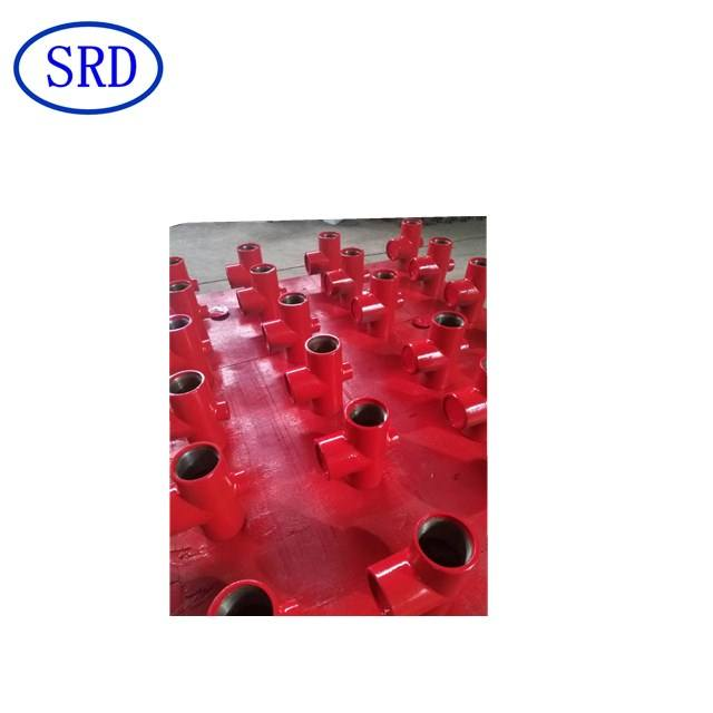 Stuffing Box [ Wellhead Equipment ] Oilfield Wellhead Equipment Double Packed Polished Rod Stuffing Box