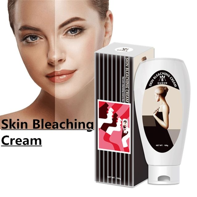 Black Skin Body Bleaching Rapid Whitening Lotion Cream 100g