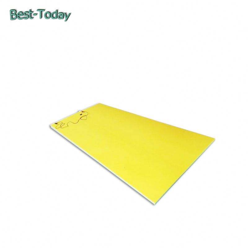 Best-Today Size can be customized XPE 3.5cm thickness high density waterproof large pool foam party pad for lake