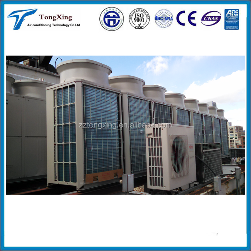 Europe standard DC inverter compressor vrf air conditioner
