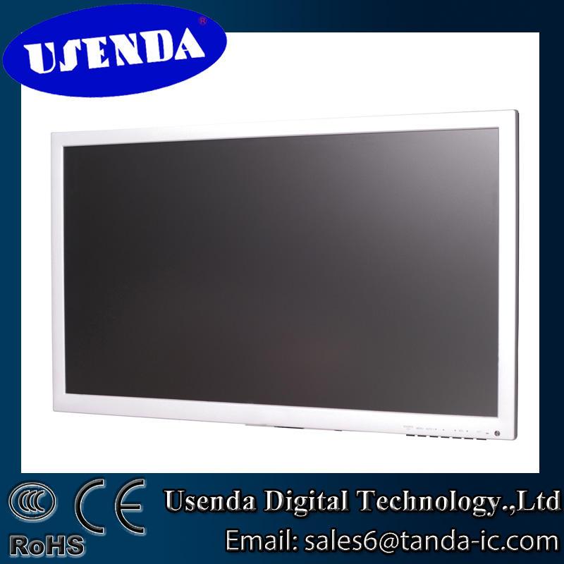 полный высокой четкости системы поддерживаемых bnc вход светодиодной подсветкой промышленного класса жк-видеонаблюдения монитор