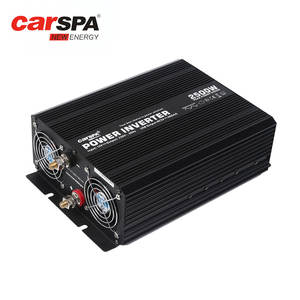 12V Để 230VAC 2500 Watt Power Inverter Modified Sine Wave