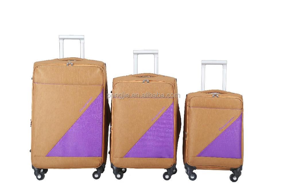 2017 Nóng Bán hành lý eva, polyester eva hành lý xe đẩy túi