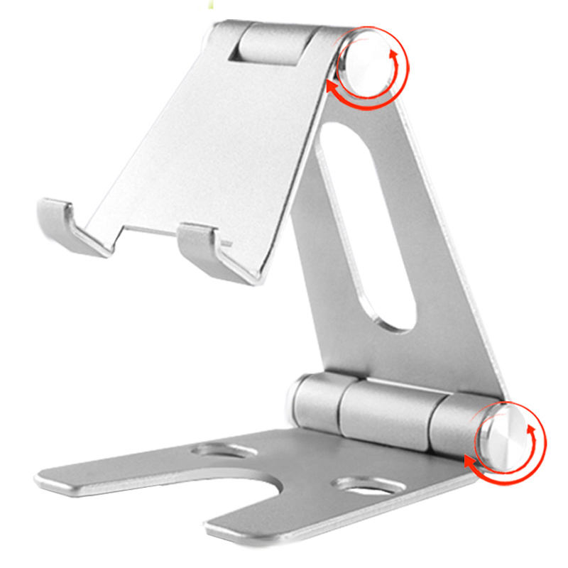 Portable table de bureau multi-angle en aluminium rotatif présentoir de tablette pour ipad pro air mini 2 3 4