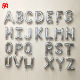 Balloon Wholesale Gold Silver English Letters Alphabet A-Z Inflatable Foil Balloon