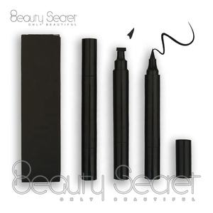 OEM Wholesale Eyeliner Stamp Left and Right Waterproof Liquid Eye Liner Stamp Wing Double Head Private Label