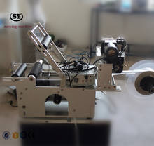 LT50D Beer Bottle Label Sticker Machine
