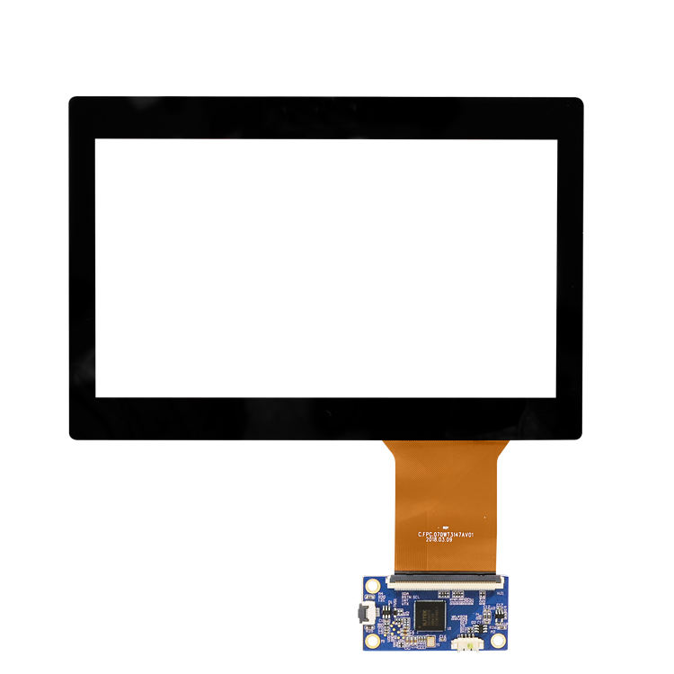 100% 테스트 전 배송 7 인치 China touch panel Capacitive touch screen
