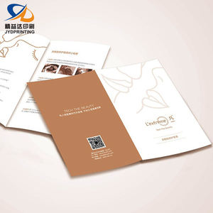 High Quality Customized Product Instruction Manual Books Printing Service