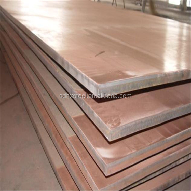 T1 T2 304 430S 70MM THICK COPPER/STAINLESS STEEL CLAD PLATE EXPORTED TO ITALY