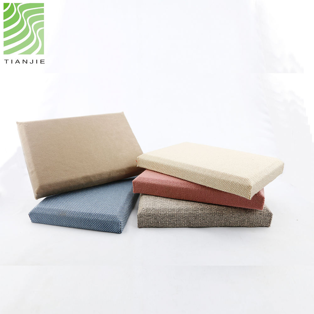 Tianjie Acoustic panels Factory Studio recording room soundproof acoustic foam for panels for interior ceiling and wall