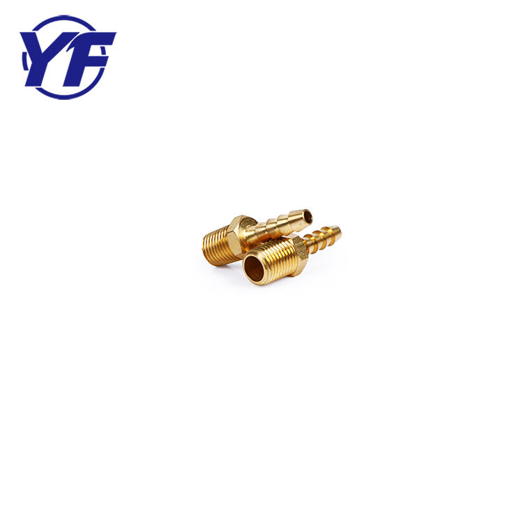 High Precision Pressure Custom Small Metal Parts Quick Hydraulic Coupler
