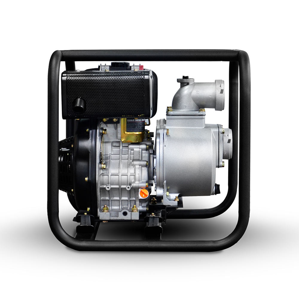 Small 2 inch 3 inch 4 inch 6 inch diesel water motor pump price