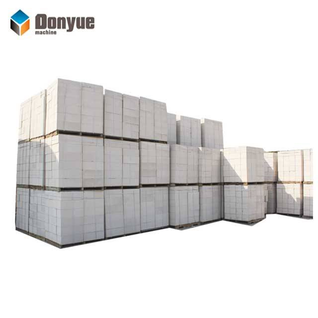 Autoclave Aerated Concrete sand aac blocks