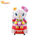 Newest plastic animal toy ride on electric,kids cute rabbit kiddie rides car game machine on sale