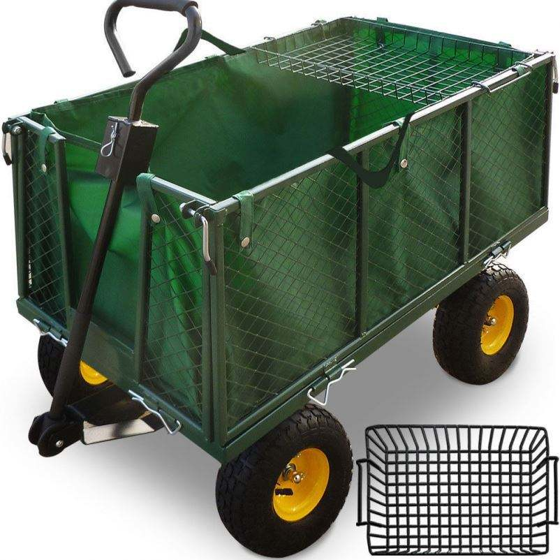 400kg 48'' pianta in vaso mover carrello