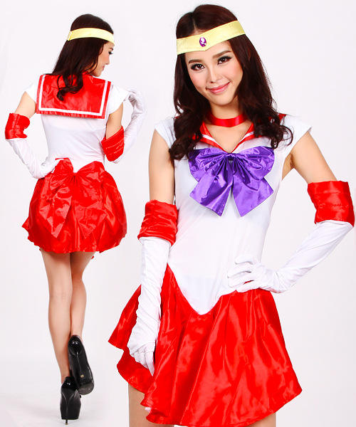 Japanse Carton Rollenspel Zoete Jurk/Sailor Moon Cosplay voor Japanse Movier Rol