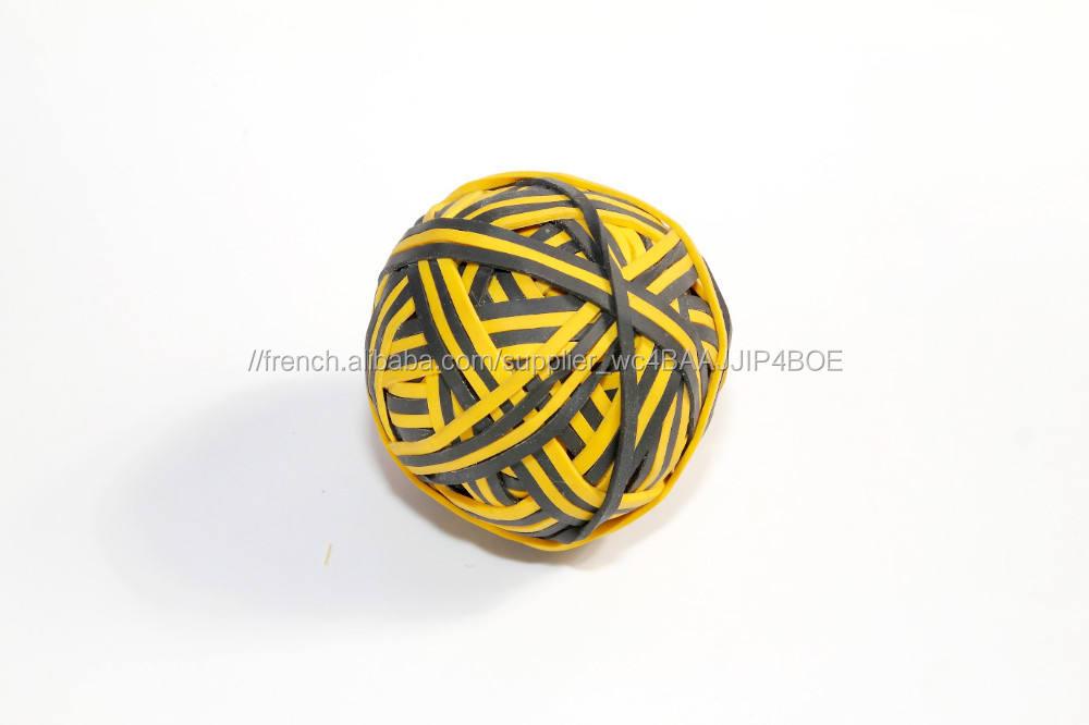 Nouveau produit OEM Couleur Custom <span class=keywords><strong>caoutchouc</strong></span> souple Ball, Solid Rubber Ball