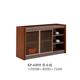 China factory antique wooden cupboard lateral tea cabinet with three drawers